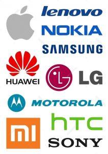 znamke pametnih telefonov