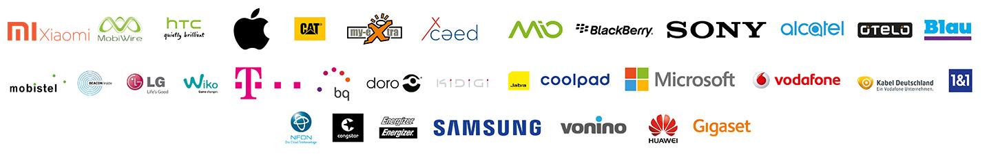 Proizvajalci pametnih telefonov